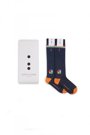 box 02 fighter socks